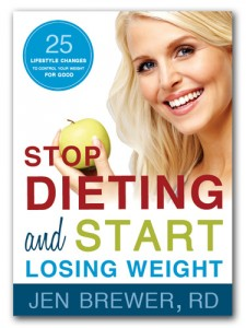 Stop-Dieting-and-Start-Losing-Weight book